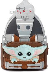The Mandalorian - Loungefly - The Child (Baby Yoda) und IG-11