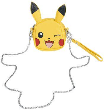Pikachu Shaped Girls Wallet