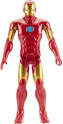 Blast Gear Iron Man (Titan Hero Series)
