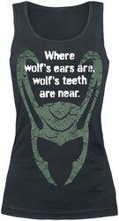 Wolf Teeth
