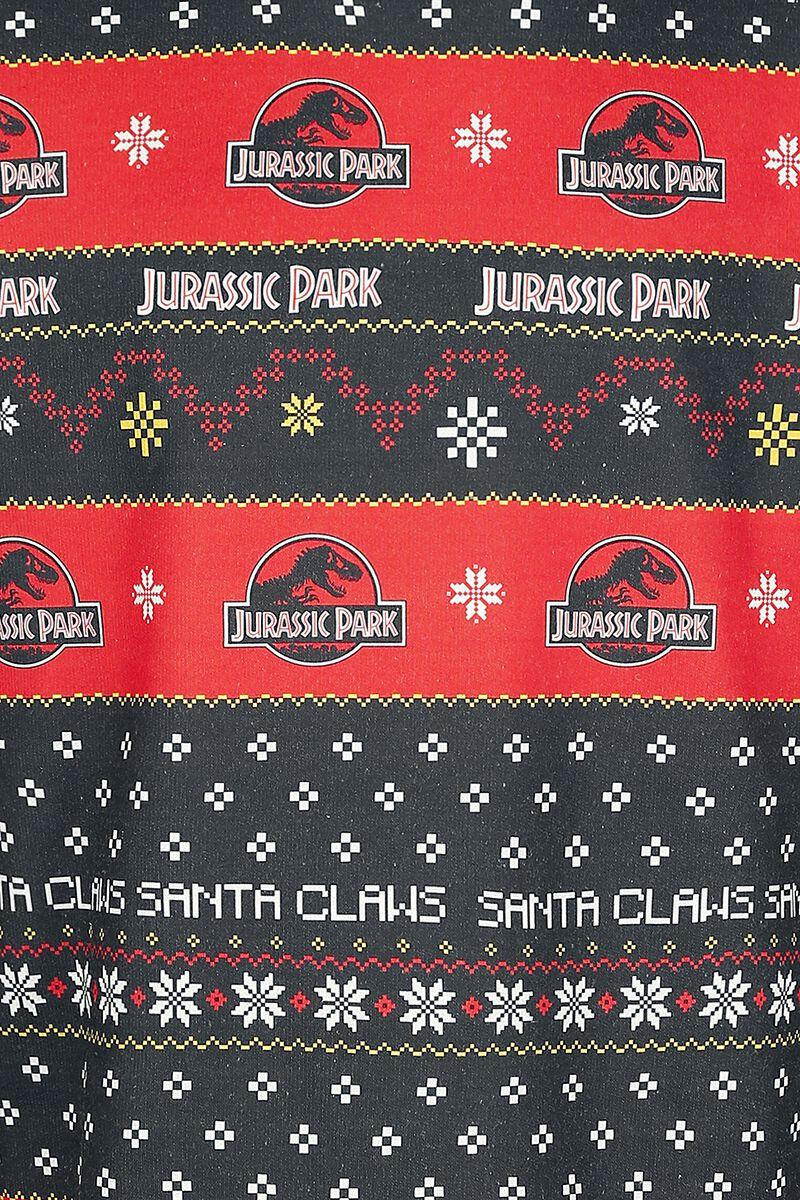 Christmas Sweater | Jurassic Park Christmas Jumper | EMP