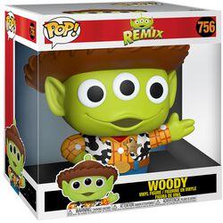 Alien As Woody - (Jumbo Pop!) Vinyl Figure 756