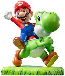 Mario & Yoshi