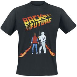 Marty McFly And Doc Brown - Fire
