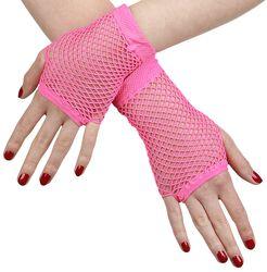 Short Mesh Gloves