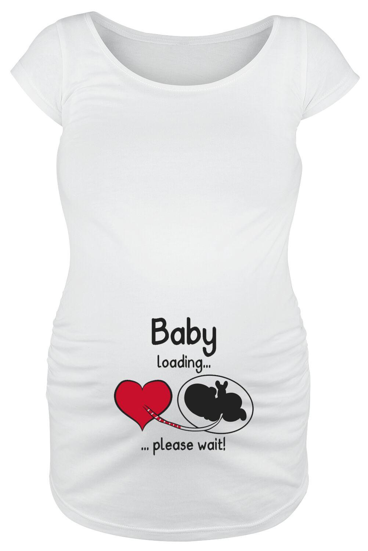 bd66be0b952778 Baby Loading ... Please Wait!   Odzież ciążowa T-Shirt   EMP