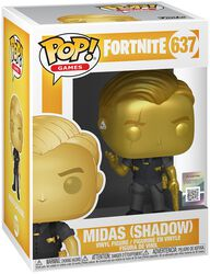 Midas (Shadow) (Metallic) Vinyl Figure 637