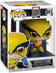 80th - First Appearance: Wolverine Vinyl Figure 547