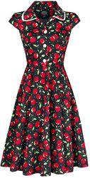 Cherry Red Vintage Dress