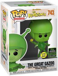 The Flintstones ECCC 2020 - The Great Gazoo (Funko Shop Europe) Vinyl Figure 743