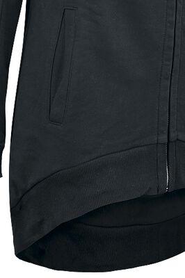 Zip-Up Longjacket