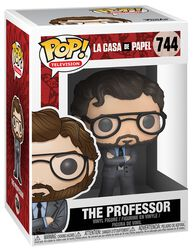 The Professor Vinyl Figure 744