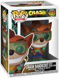 Crash Bandicoot with Scuba Gear Vinyl Figure 421