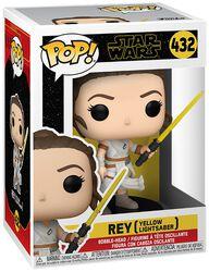 The Rise of the Skywalker - Rey (Yellow Lightsaber) Vinyl Figur 432
