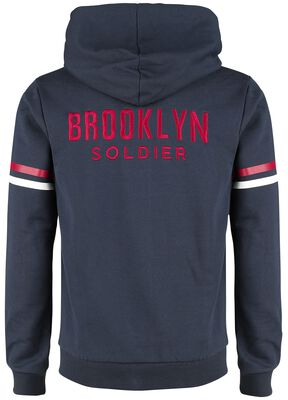 Captain America - Brooklyn Soldier
