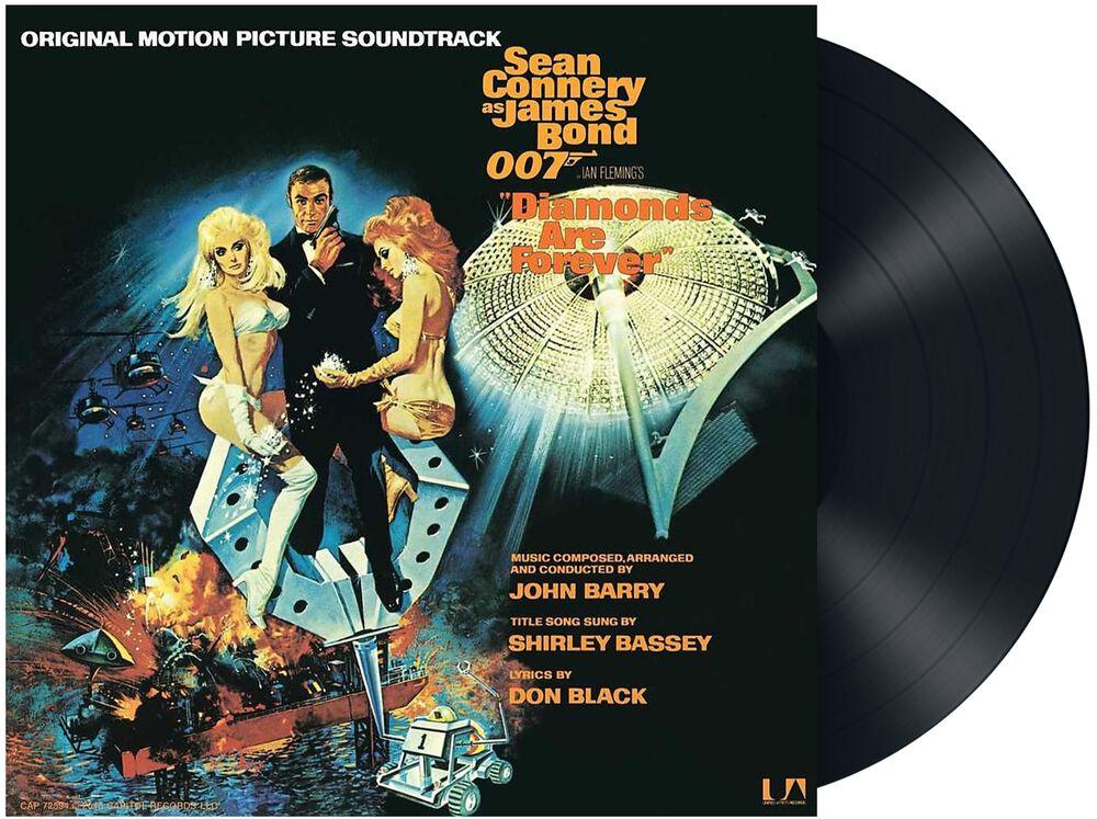 James Bond 007: Diamonds are forever