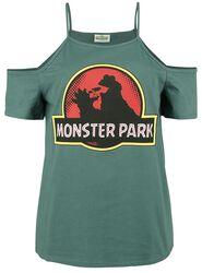 Cookie Monster - Monster Park