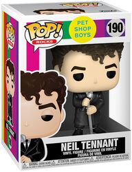 Neil Tennant Rocks Vinyl Figur 190