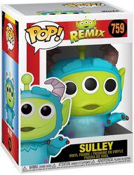Alien Remix - Sulley Vinyl Figure 759