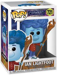 Ian Lightfoot Vinyl Figure 721