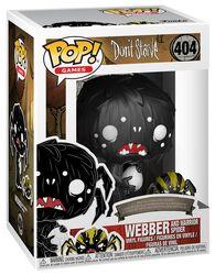 Webber and Warrior Spider Vinyl Figure 404