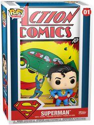 Superman (Pop! Comic Covers) Vinyl Figure 01