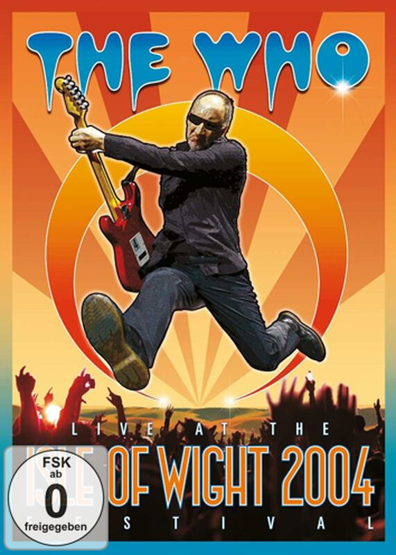 Live at the Isle Of Wight Festival 2004