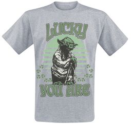 Yoda - Lucky You Are
