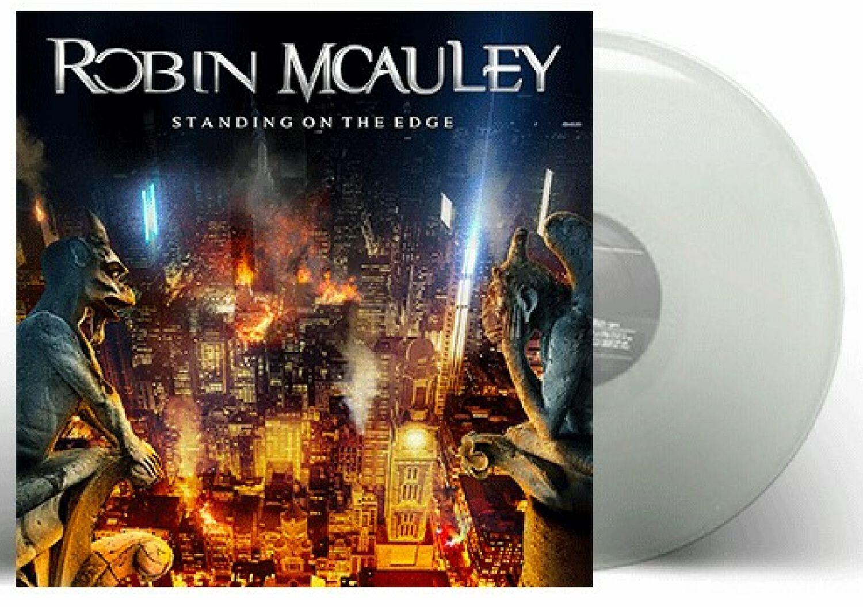 Standing on the edge | Robin McAuley LP | EMP