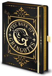 Gringotts - Premium Notebook