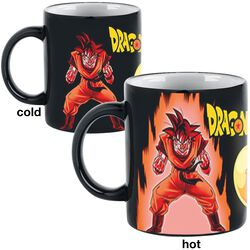Z - Super Saiyan - Heat-Change Mug