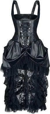 Sinister Dress Black
