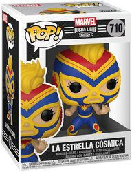 La Estrella Cosmica - Marvel Luchadores - Vinyl Figure 710
