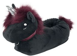 Corimori - Ruby Punk Unicorn Children's Slippers