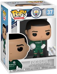Football Manchester City - Ederson Vinyl Figure 37