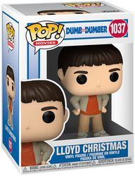 Lloyd Christmas Vinyl Figure 1037