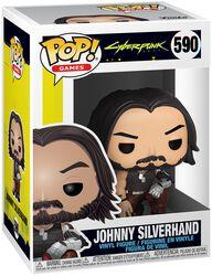 Johnny Silverhand Vinyl Figure 590