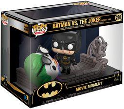 80th - Batman (1989) Batman vs. The  Joker (Movie Moments) Vinyl Figure 280