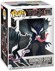 Venomized Groot Vinyl Figure 511