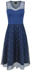 Sweet Anchors Tulle Dress