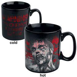 Infected - Heat-Change Mug
