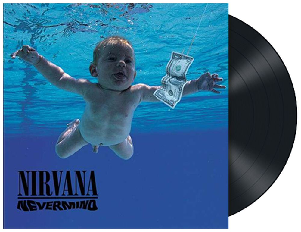 Nevermind | Nirvana LP | EMP