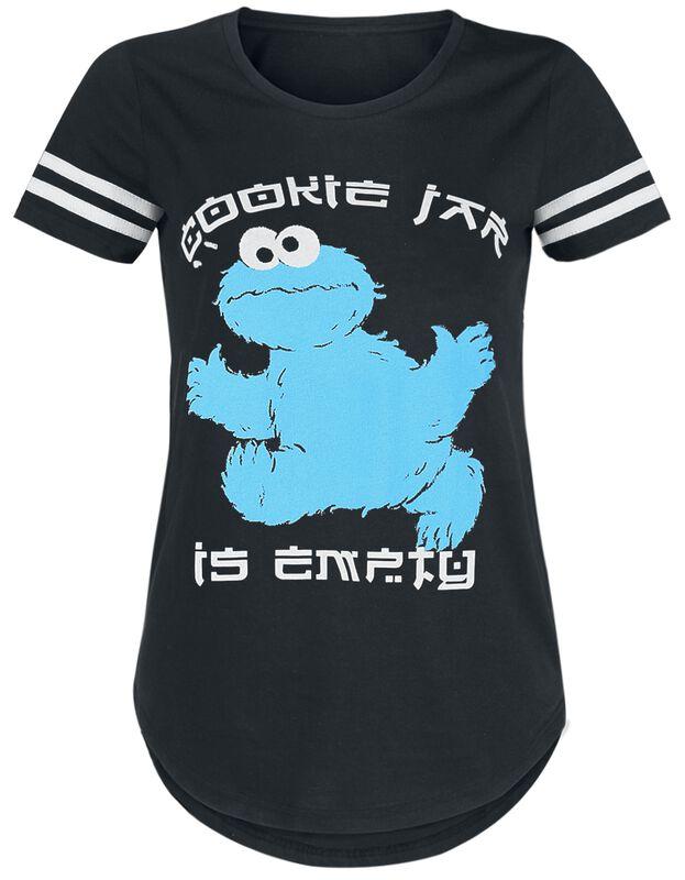 Cookie Monster - Cookie Jar Is Empty