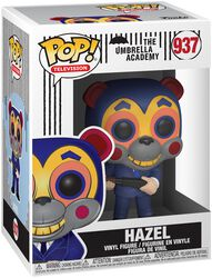 Hazel Vinyl Figure 937