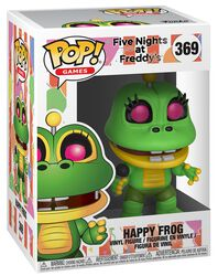 Pizza Sim  - Happy Frog Vinyl Figure 369