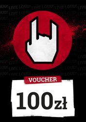 Voucher podarunkowy 100 PLN