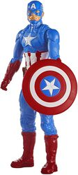 Blast Gear Captain America (Titan Hero Series)