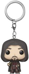Aragorn Pocket POP! Keychain