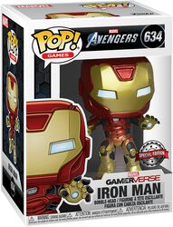 Avengers - Iron Man (Gamerverse) Vinyl Figure 634