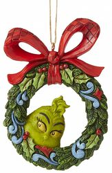 The Grinch Christmas Bauble